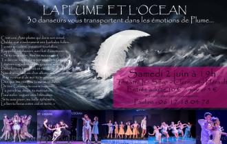 Le spectacle La Plume et l'océan