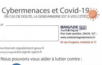 Cybermenaces & Covid-19 - Recommandations et précautions