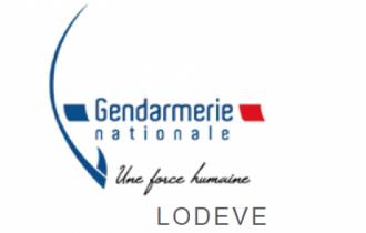 GENDARMERIE NATIONALE LODÈVE