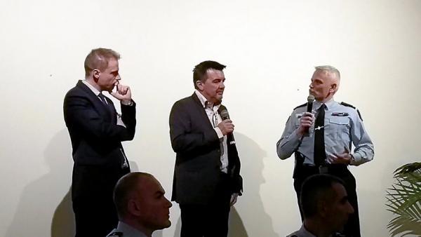 Gendarmerie et GIGN invités du club d'entreprises